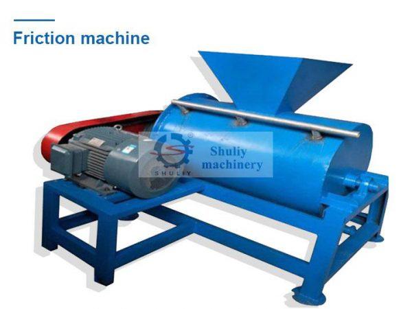 frictional machine