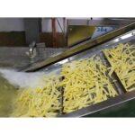 fries blanching machinery
