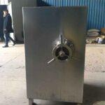 frozen meat grinder machine