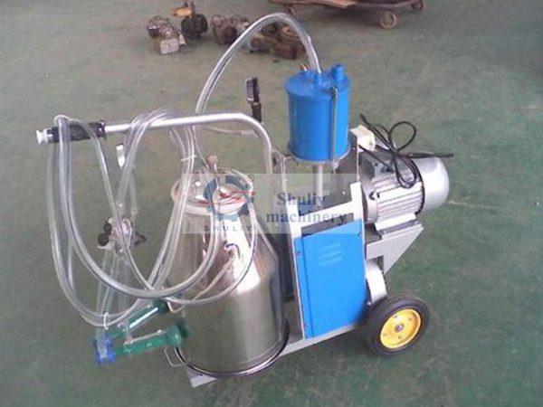 goat milking machine