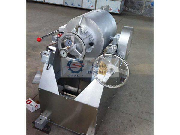 grain puffing machine