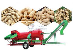 groundnut picker machine