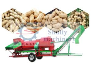 groundnut picker machine