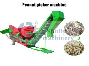 groundnut picking machine