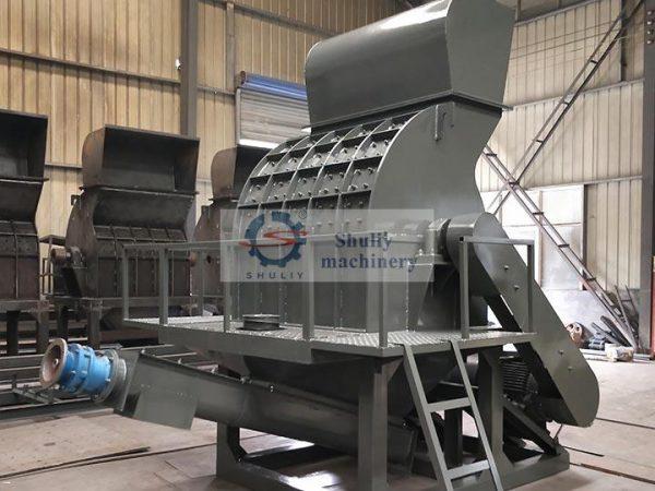 industrial hammer mill crusher