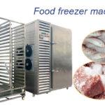industrial meat freezer