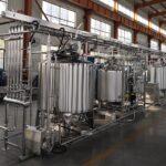 industrial yogurt making machine