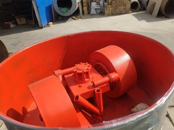 inner structure of charcoal grinder
