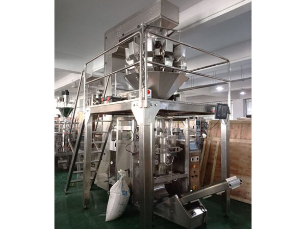 large combination weigher packaging machine details