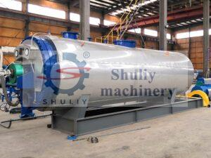 large type fish meal processing machine