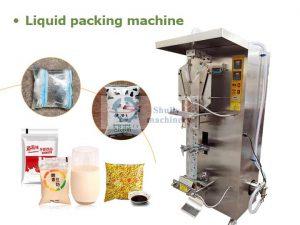 lquid packing machine