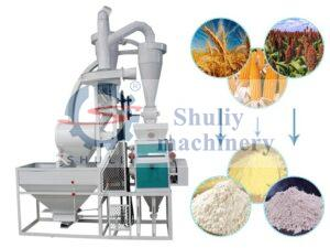 maize-corn milling machine