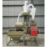 maize flour millig machine