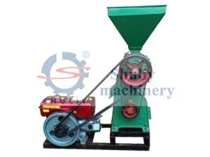 maize skin peeling machine