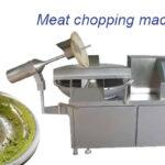 meat chopping machine