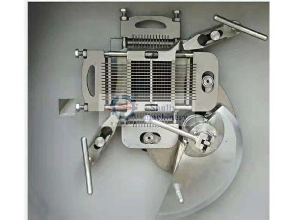 meat cube cutting machine blades