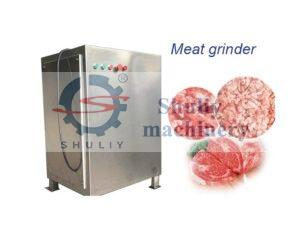 meat grinder machine