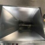 meat grinding machine mixing shaft