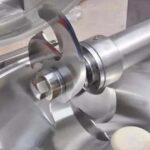 meat mixing machine blades