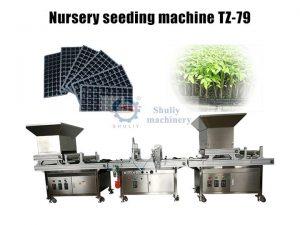 nursery seeding machine