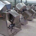 octangle chips seasoning machine