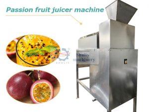 passion fruit juicer machine