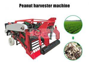 peanut harvester machine