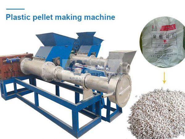 plastic pelletizer