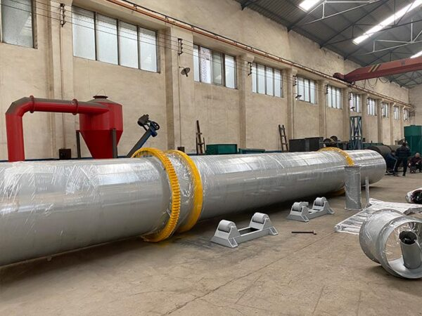 rice husk dryer in manufacturing