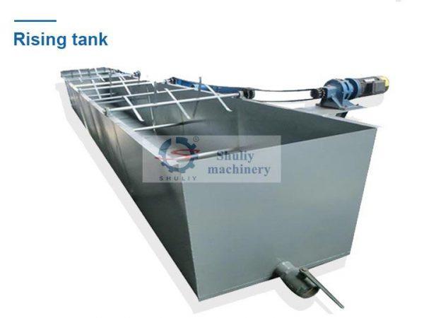 rinsing tank