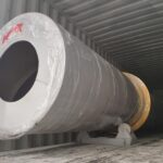 rotary dryer machine for shipping to Singapore