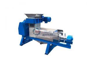 screw juicer machine