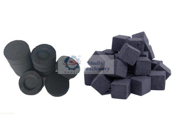shisha charcoal briquettes