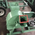 small wood crusher with good price