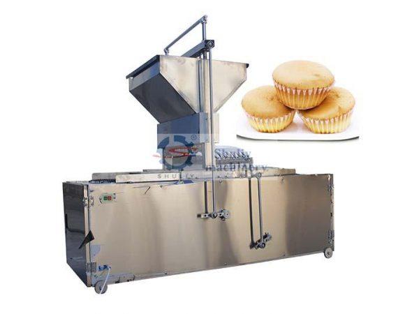sponge cake making machine