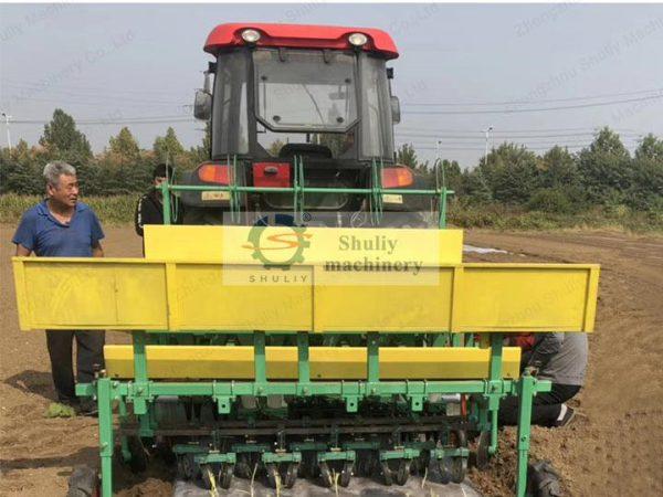 tractor driven transplanter