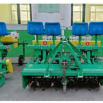 tractor driver vegetable transplanter