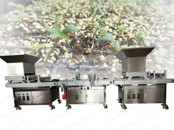 vegetable nursery seeding machine