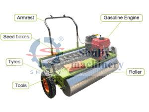 vegetable planter machine