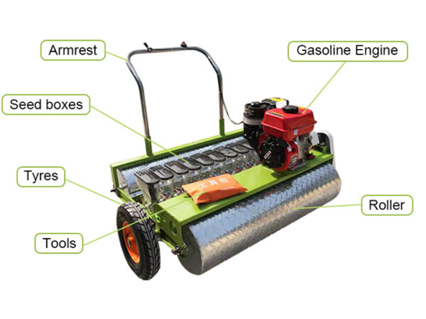vegetable planter machine