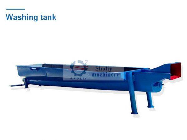 washing tank