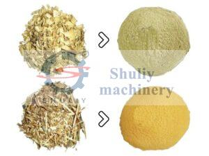 wood-powder-processing-by-the-vertical-wood-powder-machine