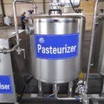 yogurt pasteurizer machine