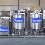 yogurt processing machine
