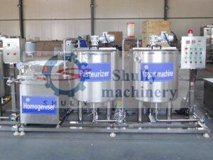 yogurt processing machine