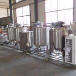 yogurt processing plant
