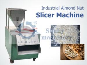 almond nut slice cutter