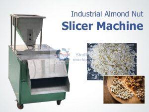 almond nut slice cutter
