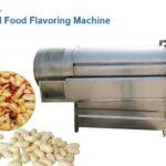 Fried food seasoning machine