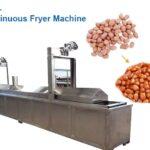 Continuous-Fryer-Machine